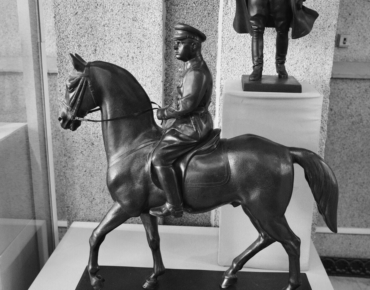 статуэтка Ворошилов на коне