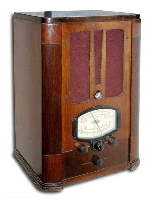 радиоприемник марки «СВД-9»