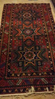 старинный азербайджанский ковер